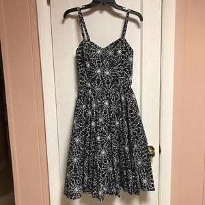 Like New Spiderweb Audrey Dress